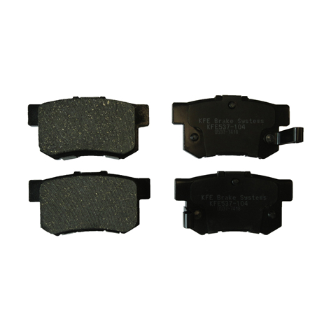 KFE537-104 Ultra Quiet Advanced Brake Pad 473x473