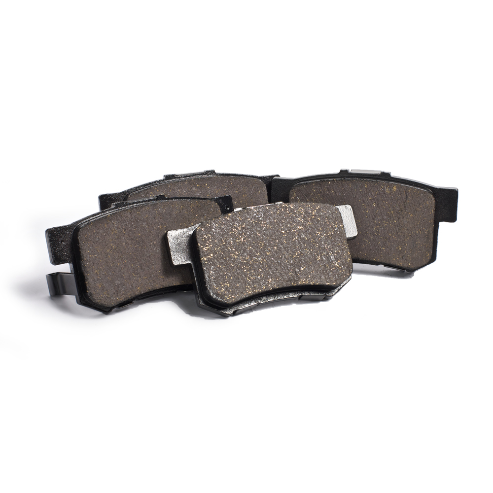 KFE537-104sm Ultra Quiet Advanced Ceramic Brake Pad