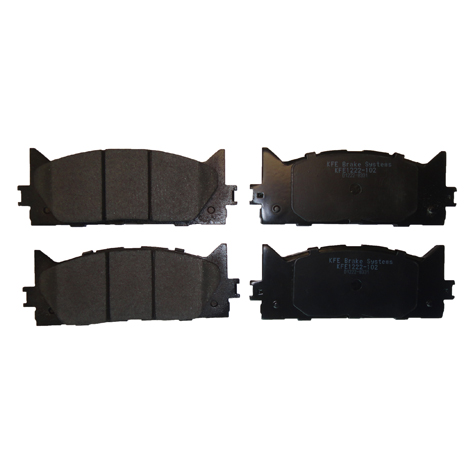 KFE1222-102 Quiet Comfort OE Brake Pad