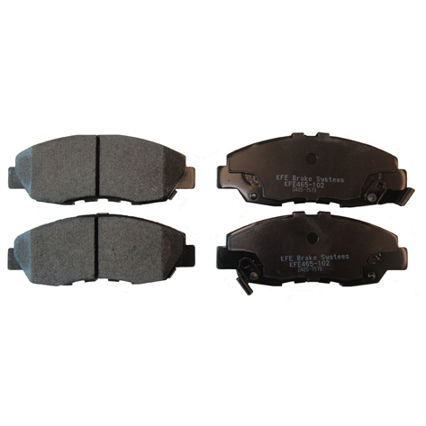 KFE465-102 Quiet Comfort OE Semi-Metallic Brake Pad