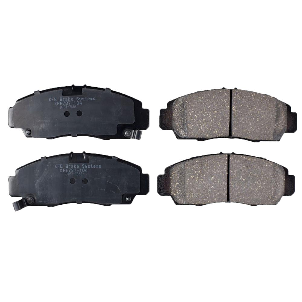 KFE787-104 Ultra Quiet Advanced Ceramic Brake Pad