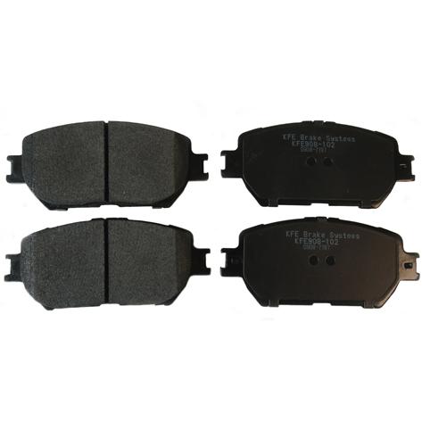 KFE908-102 Quiet Comfort OE Brake Pad 473x473