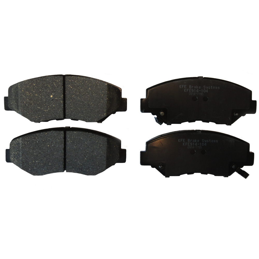 KFE914-104 Ultra Quiet Advanced Ceramic Brake Pad