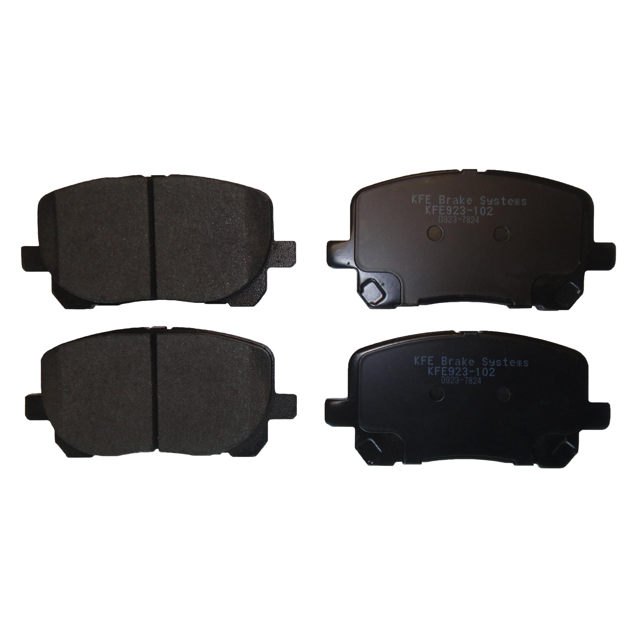 KFE923-102 Quiet Comfort OE Brake Pad