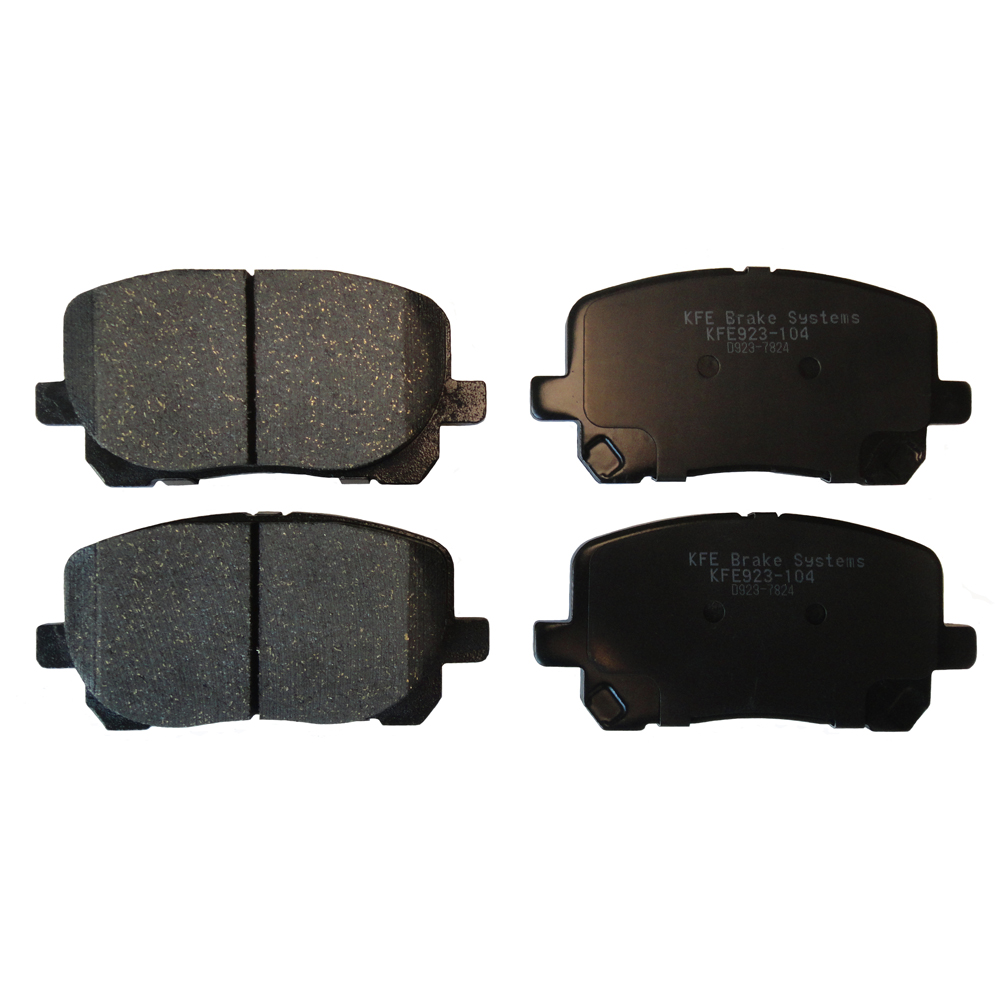 KFE923-104 Ultra Quiet Advanced Ceramic Brake Pad