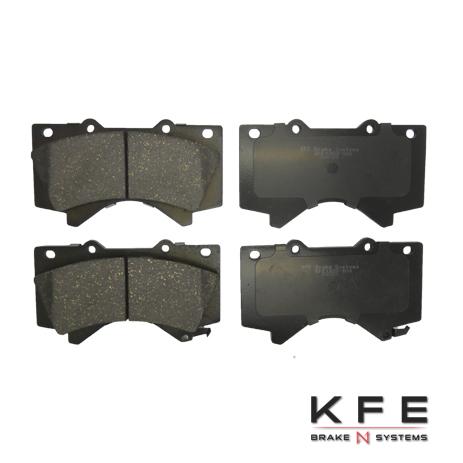 Front Ceramic Brake Pad KFE1303-104