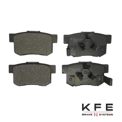 Rear Ceramic Brake Pad KFE1086-104