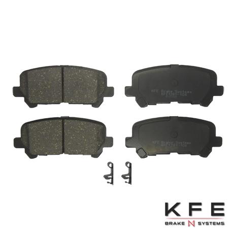 KFE Ultra Quiet Advanced Ceramic Brake Pad - KFE1281-104