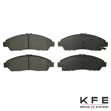 KFE Ultra Quiet Advanced Ceramic Brake Pad - KFE1378-104