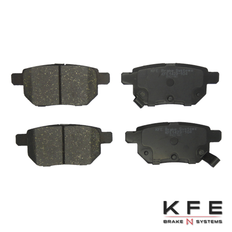 KFE Ultra Quiet Advanced Ceramic Brake Pad - KFE1423-104