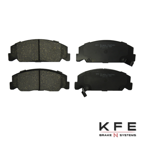 KFE Ultra Quiet Advanced Ceramic Brake Pad - KFE273-104