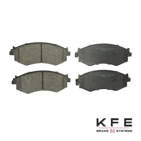 Front Ceramic Brake Pad - KFE485-104
