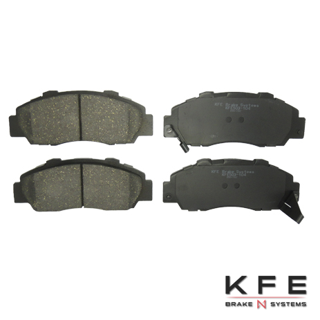 Front Ceramic Brake Pad - KFE503-104