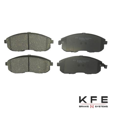 Front Ceramic Brake Pad KFE653-104