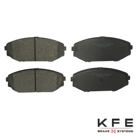 Front Ceramic Brake Pad KFE793-104