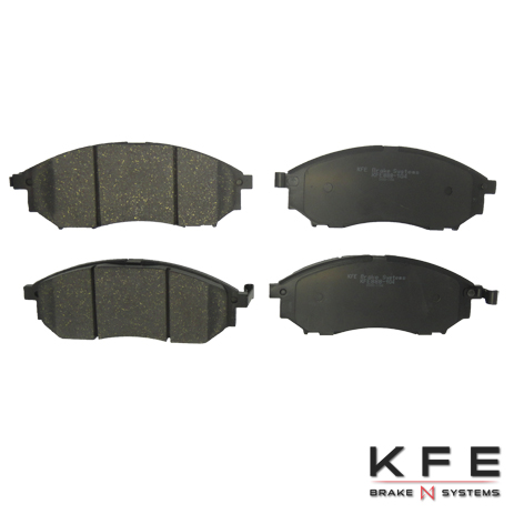 Front Ceramic Brake Pad KFE888-104