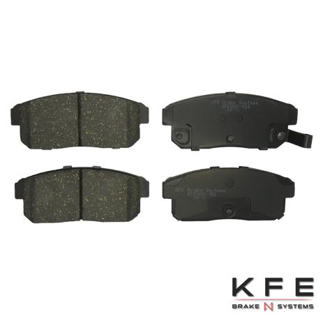 KFE Ultra Quiet Advanced Ceramic Brake pad - KFE900-104