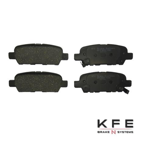 Rear Ceramic Brake Pad KFE905-104