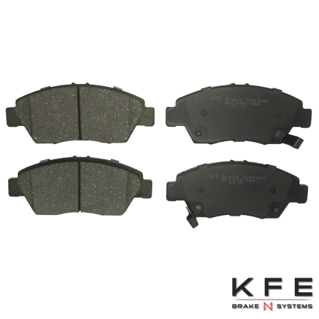 Front Ceramic Brake Pad KFE948-104