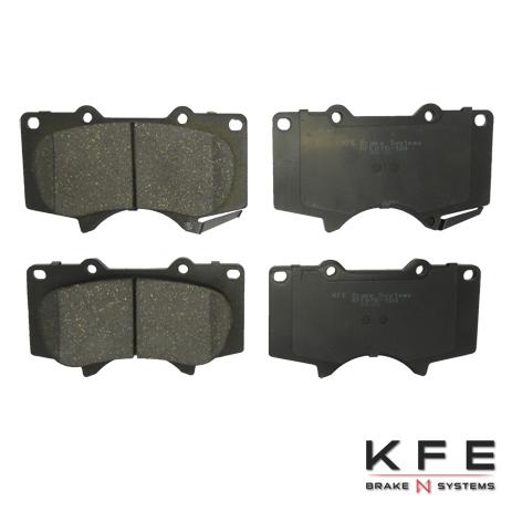 KFE Ultra Quiet Advanced Ceramic Brake Pad - KFE976-104