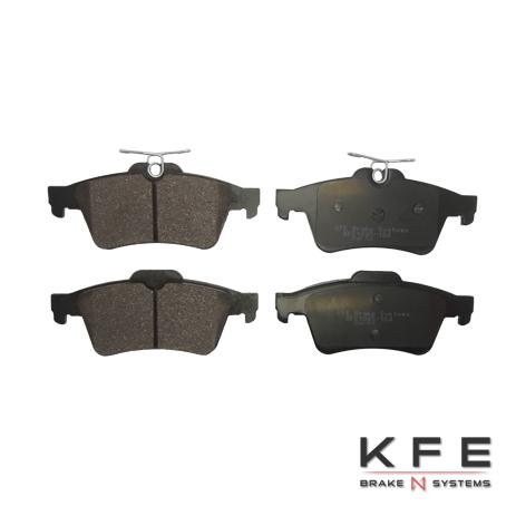 KFE1095-104 Ultra Quiet Advanced Ceramic Brake Pad