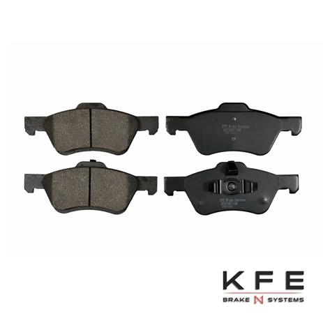 KFE Quiet Advanced Ceramic Brake Pad - KFE1047-104