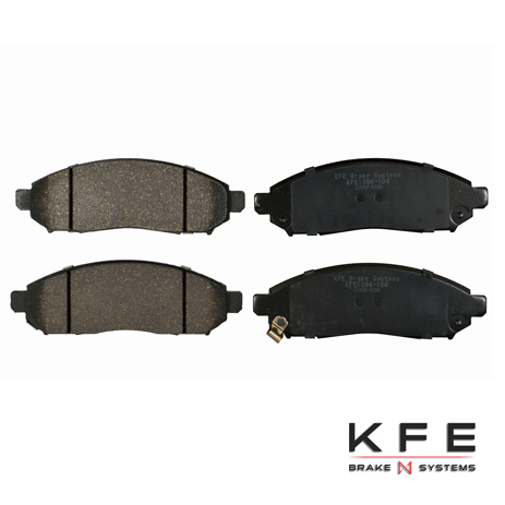 KFE Ultra Quiet Advanced Ceramic Brake Pad - KFE1094-104