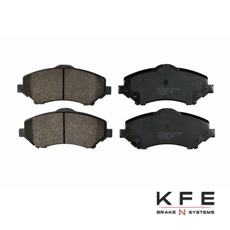 KFE Ultra Quiet Advanced Ceramic Brake Pad - KFE1327-104