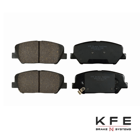 KFE Ultra Quiet Advanced Ceramic Brake Pad - KFE1413-104