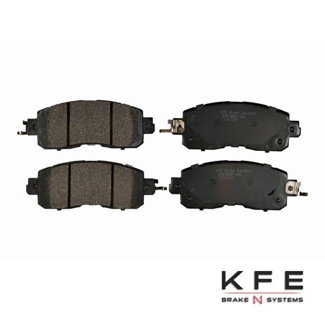 KFE Ultra Quiet Advanced Ceramic Brake Pad - KFE1650-104