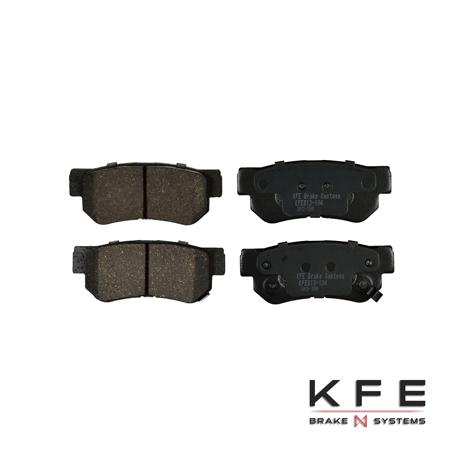 KFE Ultra Quiet Advanced Ceramic Brake Pad - KFE813-104