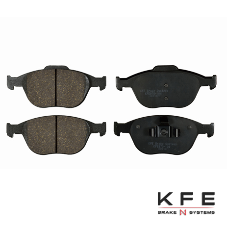 KFE Ultra Quiet Advanced Ceramic Brake Pad - KFE970-104