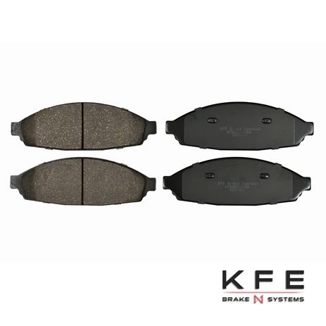 KFE931-104 Ceramic Front Brake Pads