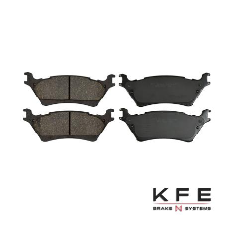 KFE1602-104 Ultra Quiet Advanced Ceramic Brake Pad
