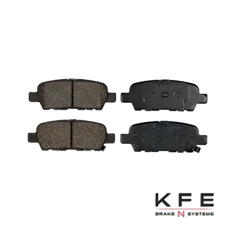 KFE Ultra Quiet Advanced Brake Pad - KFE905-104