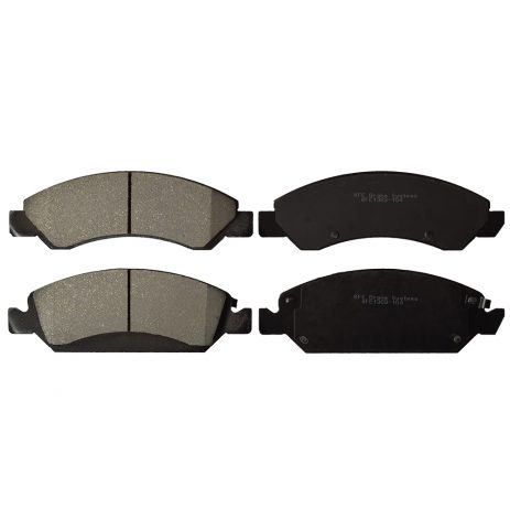 ACDelco 17D1367ACH Front Ceramic Brake Pads